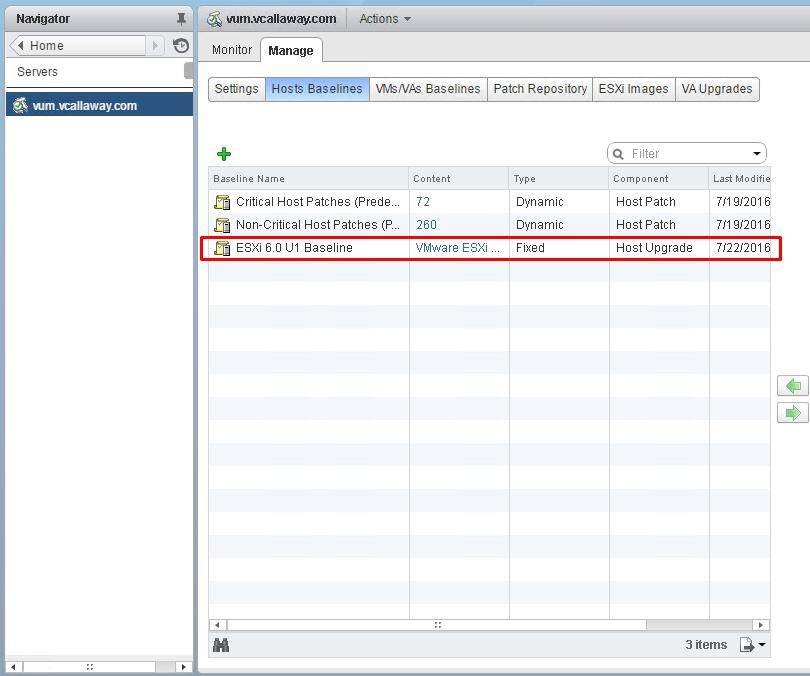 Objective 4 1 - Perform ESXi Host & VM Upgrades - Part 2
