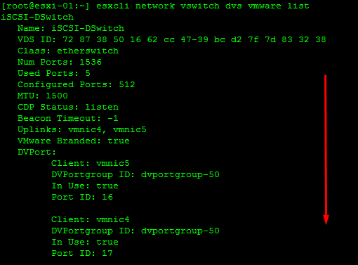 VCAP6: 3 4 - Troubleshoot a vSphere 6 x Network